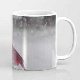 Bird Feeder Coffee Mug