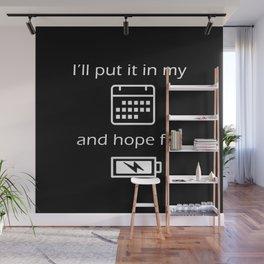 Hope For Energy Wall Mural