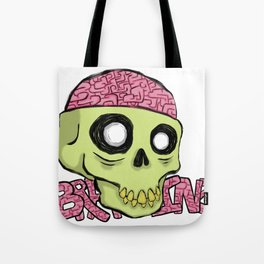 BRAINZ Tote Bag