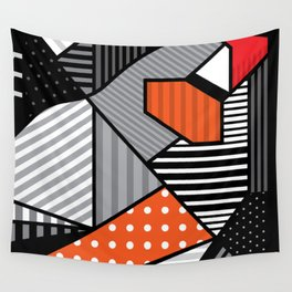 zebra finches Wall Tapestry