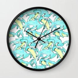 Frenzy! Wall Clock