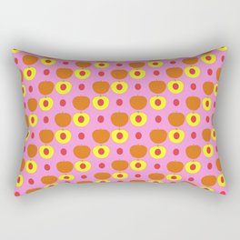 Pech Pattern Rectangular Pillow