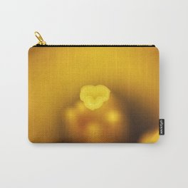 Daffodil Kisses Carry-All Pouch