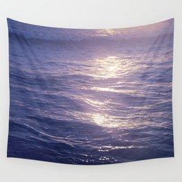 Moonrise Sea, 1 Wall Tapestry