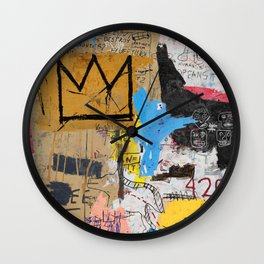 King King Wall Clock