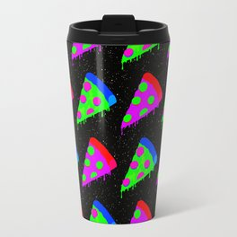 Pizza Invasion Travel Mug