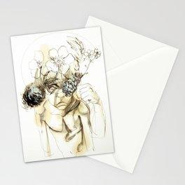 Tristan Corbière, Thick Black Trace, Petit mort pour rire Stationery Cards