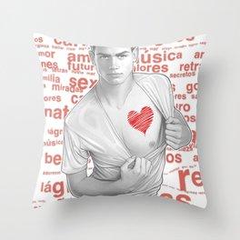 Vivo! Throw Pillow