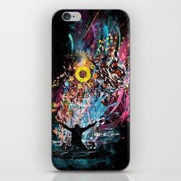 soul dj iPhone Skin
