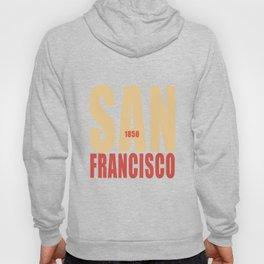 San Francisco 1850 Hoody