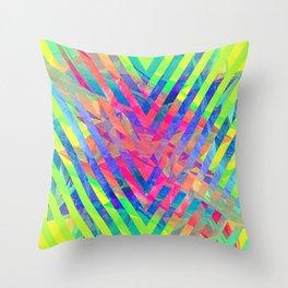 CF III Throw Pillow