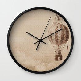 riding high Wall Clock