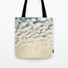 Clouds Effect Tote Bag