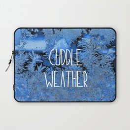 Cuddle Weather Laptop Sleeve