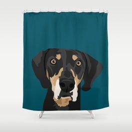 Huck Shower Curtain