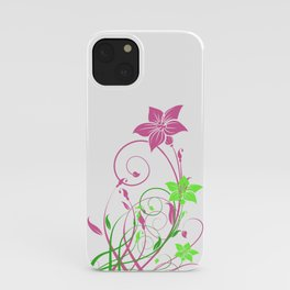 Spring's flowers iPhone Case