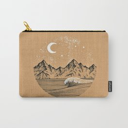 Clear nights Carry-All Pouch