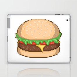 Cheeseburger Pixel Laptop & iPad Skin
