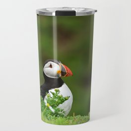Puffin from Ireland  (RR 238) Travel Mug
