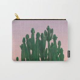 Wild Cactus Carry-All Pouch