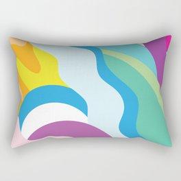 Happy Rectangular Pillow