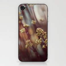 leaning into the sharp points iPhone & iPod Skin