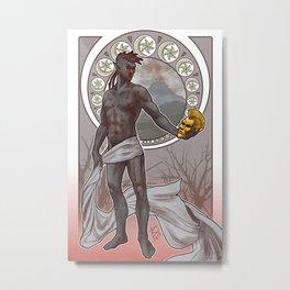 Dunmer Metal Print