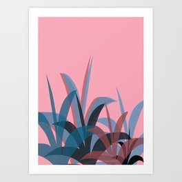 Candy Sunrise Art Print