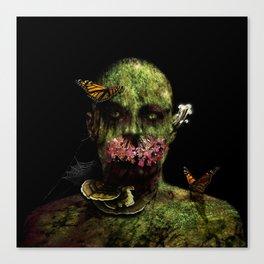 Moss Man Canvas Print