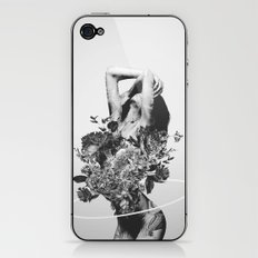 Be Slowly iPhone & iPod Skin