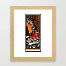 No. 40 High Contrast Framed Art Print