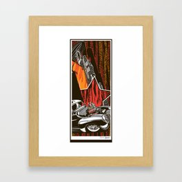 No. 40 High Contrast Framed Art Print