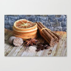 Spices Of Life Canvas Print