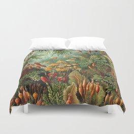 Vintage Plants Decorative Nature Duvet Cover