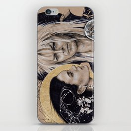 """""""And I have done it all for you"""" iPhone Skin"""
