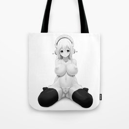 V-Mag Super Sonico III Tote Bag