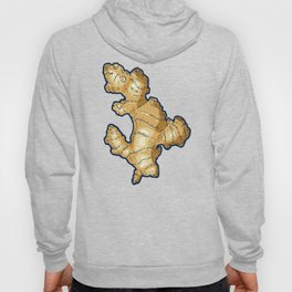 ginger root power Hoody