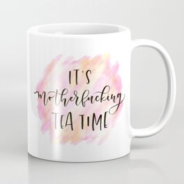 Mofo Tea Time Coffee Mug