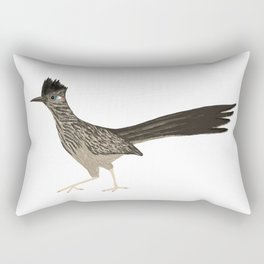 Roadrunning Roadrunner Rectangular Pillow