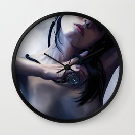 Stethoscope Wall Clock