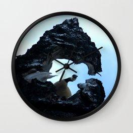 Goose Heart Wall Clock