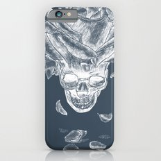 About rose and skull iPhone 6s Slim Case