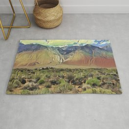 Sierra Nevada II Rug