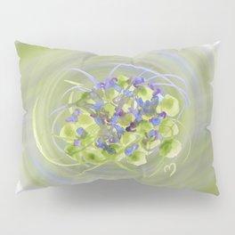 Atom Flowers #13 Pillow Sham
