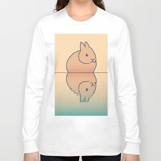 rabbit-45 Long Sleeve T-shirt