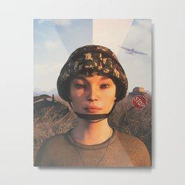 Sorrow Metal Print