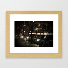 affare Framed Art Print