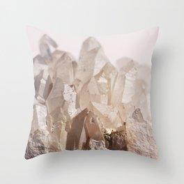 Crystal Dream Throw Pillow