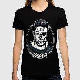 Golf Wang - Tyler The Creator Skull Ink Print T-shirt