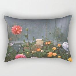 self reflection Rectangular Pillow